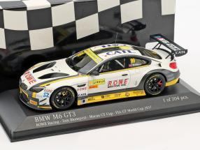 BMW M6 GT3 #99 FIA GT World Cup Macau 2017 Tom Blomqvist 1:43 Minichamps