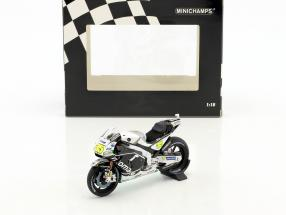 Cal Crutchlow Honda RC213V #35 2nd Great Britain GP Silverstone MotoGP 2016 1:18 Minichamps