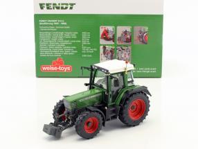 Fendt Favorit 514C Traktor Baujahr 1993-1999 grün 1:32 Weise-Toys