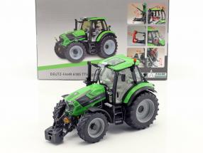 DEUTZ - FAHR 6185 TTV Agrotron Traktor Baujahr 2016 grün 1:32 Weise-Toys