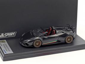 Lamborghini Huracan Performante Spyder Baujahr 2017 helene schwarz 1:43 LookSmart
