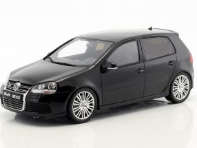Volkswagen VW Golf V R32 year 2005 black 1:18 OttOmobile