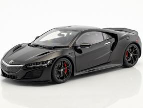 Honda NSX (NC1) year 2016 berlina black 1:18 AUTOart
