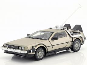 De Lorean DMC 12 Back to the Future part 1 1:18 SunStar
