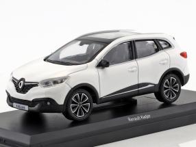 Renault Kadjar year 2015 white 1:43 Norev