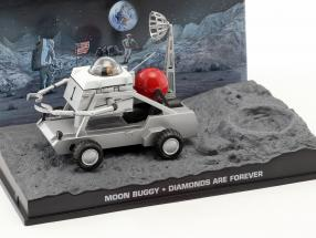 Moon Buggy James Bond movie Diamonds Are Forever Car 1:43 Ixo