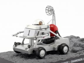 Moon Buggy James Bond Movie Car Diamantenfieber 1:43 Ixo