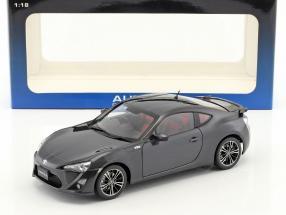 Toyota 86 GT RHD Baujahr 2012 grau 1:18 AUTOart