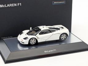McLaren F1 Road Car Baujahr 1994 weiß 1:43 AUTOart