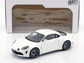 Alpine A110 Premiere Edition 2017 white 1:18 Solido