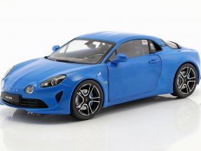 Alpine A110 Premiere Edition 2017 blau 1:18 Solido
