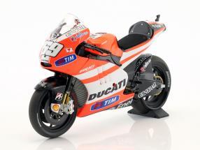 Nicky Hayden Ducati Desmosedici GP11.2 #69 MotoGP 2011 1:12 Minichamps