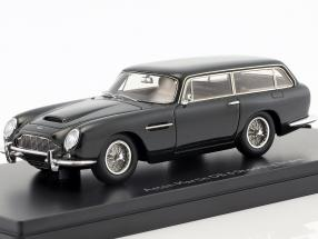 Aston Martin DB 6 Shooting Brake year 1965-1970 dark green 1:43 Schuco