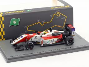 Mick Schumacher Dallara F3 #10 Macau GP formula 3 2017 1:43 Spark