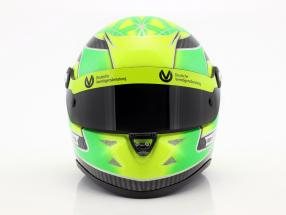 Mick Schumacher Dallara F317 Formel 3 Champion 2018 Helm 1:2 Schuberth