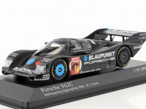 Porsche 962C #1 Nürburgring Supersprint 1986 H.J. Stuck 1:43 Minichamps