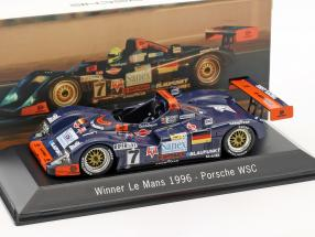 Porsche 935/76 WSC #7 Winner 24h LeMans 1996 Jones, Wurz, Reuter 1:43 Spark