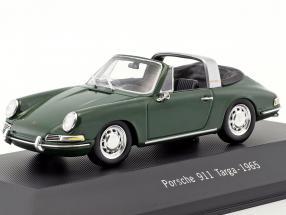 Porsche 911 Targa Baujahr 1965 grün 1:43 Atlas