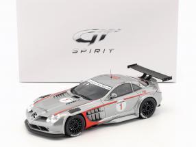 Mercedes-Benz McLaren SLR 722 GT Trophy #1 Jean Alesi 1:18 GT-SPIRIT
