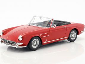 Ferrari 275 GTS/4 Pininfarina Spyder with spoke rims year 1964 red 1:18 KK-Scale