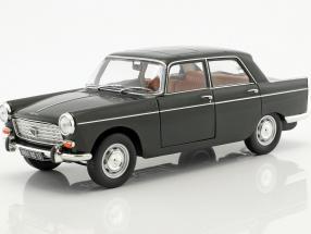 Peugeot 404 Baujahr 1965 antik grün 1:18 Norev