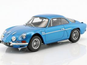 Alpine Renault A110 1600S year 1971 blue metallic 1:18 Norev