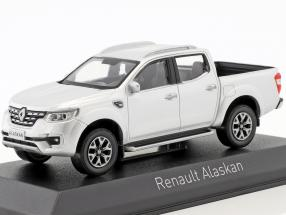 Renault Alaskan Pick-Up year 2017 silver 1:43 Norev