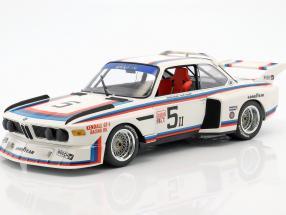 BMW 3.5 CSL #5 6h Watkins Glen 1979 Miller, Cowart 1:18 Minichamps