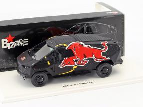 RBE One Red Bull Event Car mattschwarz 1:43 Spark