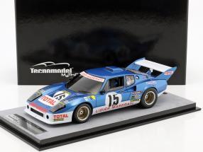 Ligier JS2 #15 24h Le Mans 1974 Laffite, Serpaggi 1:18 Tecnomodel