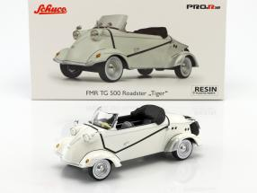 FMR TG 500 Roadster Tiger white 1:18 Schuco