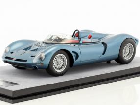 Bizzarrini P538 Spyder Press Version 1965 california blue 1:18 Tecnomodel