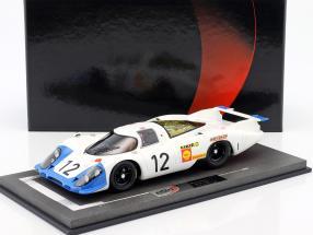 Porsche 917 LH #12 24h LeMans 1969 Elford, Attwood 1:18 BBR