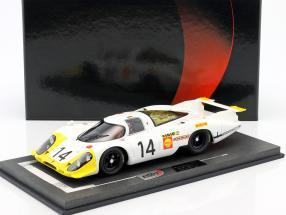 Porsche 917 LH #14 24h LeMans 1969 Stommelen, Ahrens jr. 1:18 BBR