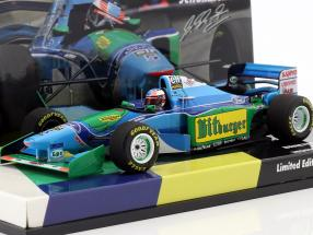 Michael Schumacher Benetton B194 #5 World Champion formula 1 1994 1:43 Minichamps