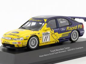 Alain Menu Ford Mondeo Zetec V6 Super Touring #11 BTCC Champion 2000 1:43 Atlas