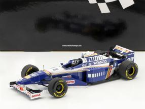 Damon Hill Williams FW18 #5 Weltmeister Formel 1 1996 1:18 Minichamps