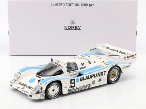 Porsche 962C #9 1000km Nürburgring 1987 Wollek, Ludwig 1:18 Norev