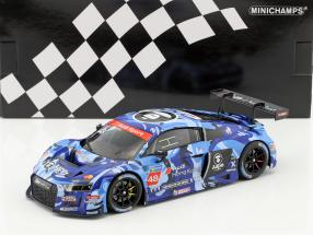 Audi R8 LMS #48 Winner Sepang Race 2 LMS Cup 2016 Edoardo Mortara 1:18 Minichamps