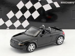 Audi TT Roadster year 1999 black 1:18 Minichamps