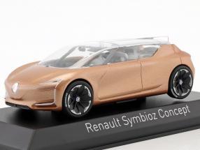 Renault Symbioz Concept Car motor Show Frankfurt 2017 copper metallic 1:43 Norev