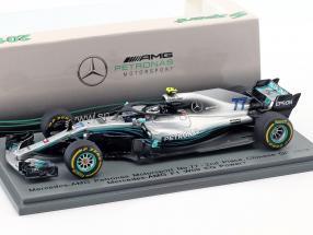 Valtteri Bottas Mercedes-AMG F1 W09 EQ Power+ #77 2nd Chinese GP Formel 1 2018 1:43 Spark