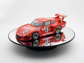 Drehteller für Modellautos Durchmesser ca. 25,4cm für 1:18