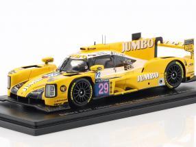 Dallara P217 #29 24h Le Mans 2017 Barrichello, Lammers, van Eerd 1:43 Spark