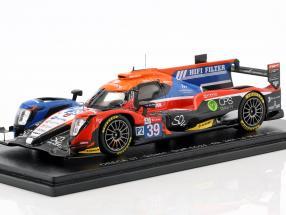 Oreca 07 #39 6th 24h Le Mans 2018 Capillaire, Hirschi, Gommendy 1:43 Spark