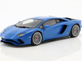 Lamborghini Aventador S year 2017 perl blue 1:18 AUTOart