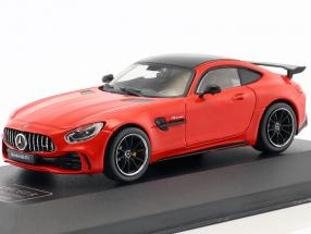 Mercedes-Benz AMG GT-R jupiter red 1:43 CMR