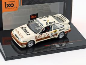 Ford Sierra RS Cosworth #4 24h Spa WTCC 1987 Winkelhock, Artzet, Burkhard 1:43 Ixo