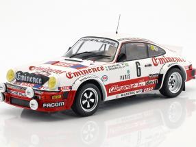 Porsche 911 SC #6 Rallye Monte Carlo 1982 Waldegard, Thorszelius 1:18 Ixo