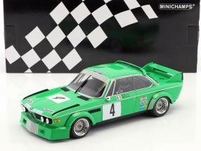BMW 3.0 CSL #4 Winner ETCC Zandvoort 1979 Finotto, Facetti 1:18 Minichamps